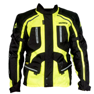 Bullfighter Top Tour Jakke Yellow