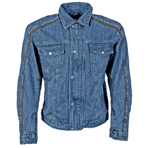 Bullfighter Denim Jakke Blue