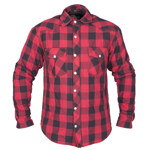 Bullfighter Flannel Jacket Red