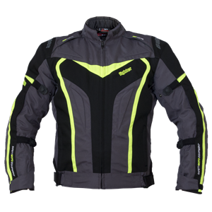 Bullfighter Solo D Jakke Grey/Fluo