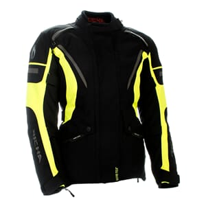 Richa Cyclone DAME Jakke Black/Yellow