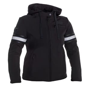 Richa Toulon 2 WP Softshell Jakke DAME Sort