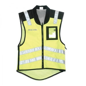 Richa Sleevless Safety Jakke Yellow