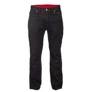 Bullfighter Kevlar Jeans Full Black Lengde: 34