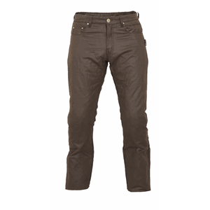 Bullfighter Brown Wax Jeans Lengde: 32