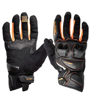 Sweep Hammer Glove Black/Orange