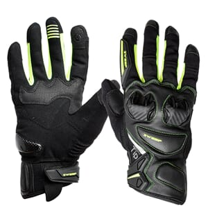 Sweep Hammer Glove Black/Yellow