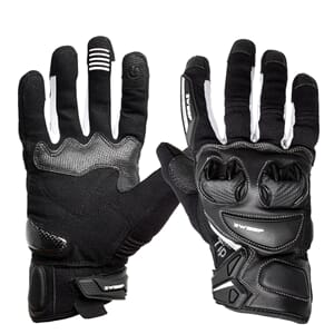 Sweep Hammer Glove Black/White