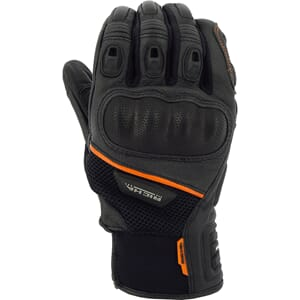 Richa Blast Glove Sort/Oransje