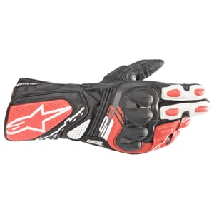 Alpinestars SP-8 V3 Hanske Sort/Rød