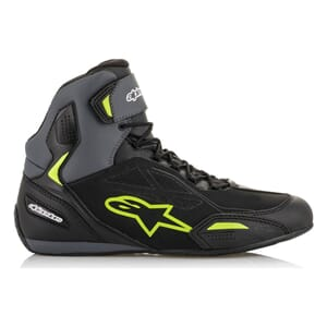 Alpinestars Sko Faster 3 BLACK/Yellow