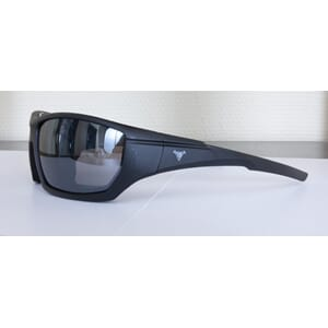 Bullfighter Solbrille Sort Ramme / Sort Glass
