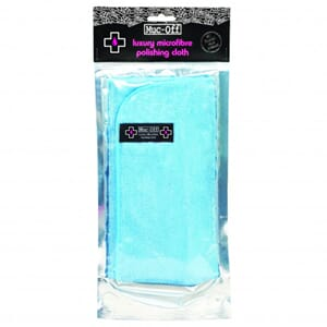 Muc-Off Premium Microfibre Blue Cloth