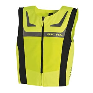 Richa Vest Yellow